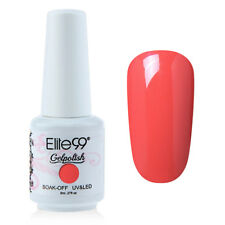 Elite99 Gel Nail Polish Top Base Coat Pedicure Soak Off UV LED Nail Art Varnish