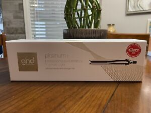 "GHD Platinum+ Professional Performance 1"" Smart Styler White"