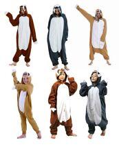 Unisex Kigurumi Adult Animal Onesie0 Sloth Cosplay Pajamas Costume Sleepwear