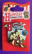 DLR - HAPPIEST MEMORIES on EARTH COLLECTION - CHIP & DALE PIN