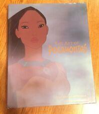 Art Of Pocahontas Coffee Table Book