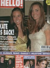 Hello #1047 Kate & Pippa Middleton Prince Harry Cherie Lunghi Cast of The Bill