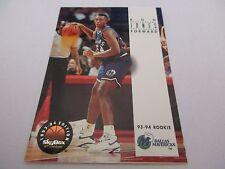 Carte NBA SKYBOX 1993-94 #214 Ron Jones Dallas Mavericks