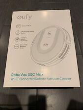 eufy RoboVac 30C Max Smart Robotic Vacuum Cleaner - Black T2130