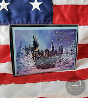 NEW Hallmark Harry Potter Holiday Boxed Christmas Cards 16 Cards 17 Envelopes