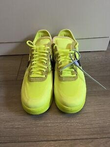 Authentic Off-White X Nike Air Force 1 Low Volt Size 10 US