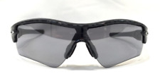 Authentic OAKLEY Radar Path 09-740J Sunglasses Carbon Fiber/ Slate Iridium NEW