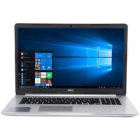 """Dell Inspiron 15 5570 15.6""""  Intel Core i5+ 8250U Laptop - Silver"""