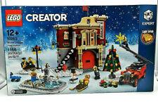 Lego® Creator Expert Winterliche Feuerwache 10263  ungeöffnet