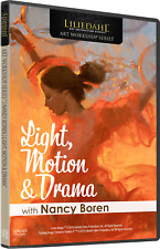 NANCY BOREN: LIGHT, MOTION & DRAMA - Art Instruction DVD