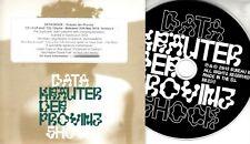 DATASHOCK Krauter Der Provinz 2018 UK 9-trk promo CD