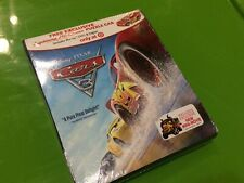 Cars 3 (Blu-Ray/Dvd 2017) Exclusive W/ Free Puzzle Car & Digital Copy Free S/H