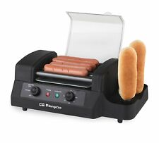 Orbegozo Pr 3900 Machine De Hot Dog De 1 A 4 Avec Minuterie 180W