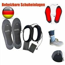 Beheizbare Einlegesohlen Thermosohlen Schuhheizung mit Akku(2 Stufen) Gr. 36-47