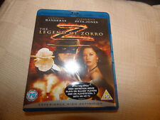 The Legend Of Zorro (Blu-ray, 2007)