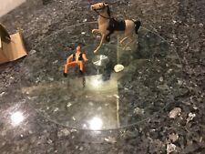 Matt Dillon Hartland & Horse Hat Original Box Mini Rider Set Plastics Lot Marx
