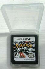 Pokemon: Platinum Version (Nintendo DS, 2009), Game card only