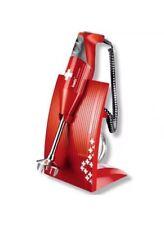 Bamix - SwissLine Red   200W - Robot da Cucina Frullatore ad Immersione