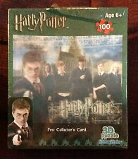 Harry Potter Visual Echo Lenticular 3D Effect 100 pc Jigsaw Puzzle NEW SEALED #3