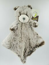 Teddy Bear Security Blanket, Animal Adventure Baby Shower Gift, Brown B14 MP