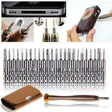 25 in1 Screwdriver Set Opening Repair Tools Kit for iPhone 7 6 Cellphone Watch