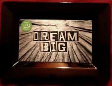 "3D Dream Big Accessory Tray 5""X7"" Amazing Effect"