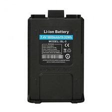 Baofeng Replacement Li-ion Battery 1800mAh for UV5R UV5RB UV5RE Two Way Radio