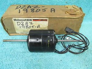 1970-74 FORD  LINCOLN  MERCURY  HEATER & A/C  BLOWER MOTOR  NOS FORD 117