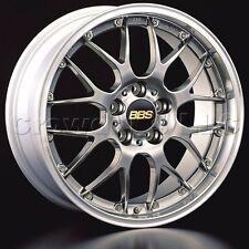 BBS 18 x 8.5 RSGT Car Wheel Rim 5 x 120 Part # RS909EDBPK