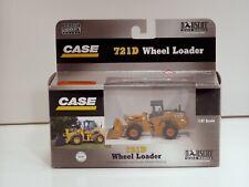 Case 721D Wheel Loader - 1/87 - Norscot #21003 - Brand New