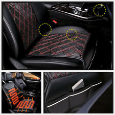 12V Carbon Fiber Warm Electric Heating Car Seats Heated Cushion Cover Pad Winter