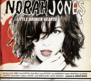 Norah Jones - Little Broken Hearts [CD]