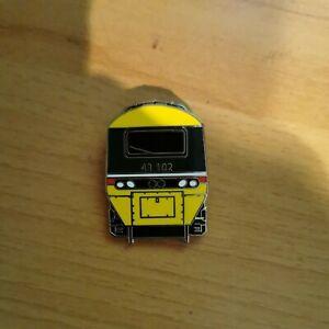 43102 HST Hard Enamel Badge