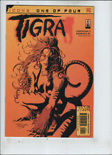 Tigra #1-4 Set vf/nm