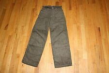 BOLERO JEANSWEAR OLIVE CORDUROY WIDE LEG JEANS SIZE 5/6 NEW WITH TAGS