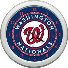 "MLB Washington Nationals 10"" Wall Clock"