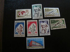 DAHOMEY - timbre - yvert et tellier n° 191 a 198 n** (A7) stamp