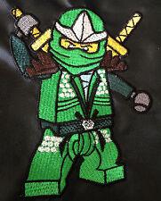 Personalised Lego Ninjago Lloyd School/PE/Gym/Baby/Drawstring Bag