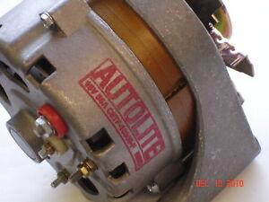 1966 Ford Galaxie w/o AC  Autolite C6TF10300F 55Amp Alternator Generator