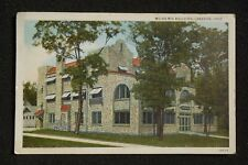 1936 Wo-Ho-Mis Building Lakeside OH Ottawa Co Postcard Ohio