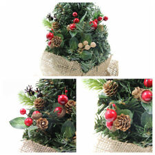 5X Artificial Flowers Red Berries Christams Ornaments Branches Xmas Party Decor