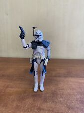 Star Wars Black Series 6 Inch Captain Rex 501st Clone Trooper Loose