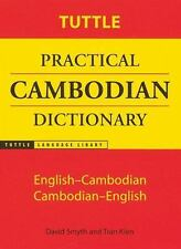 Tuttle Practical Cambodian Dictionary: English-Cambodian Cambodian-English (Pape
