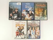 Lot Of 5 Disney DVD Movies Narnia, That Darn Cat, The Journey etc #9