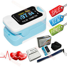 Pulse Oximeter Finger Tip Pulse Blood Oxygen SpO2 Monitor FDA Approved US seller