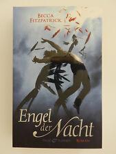 Becca Fitzpatrick Engel der Nacht Roman