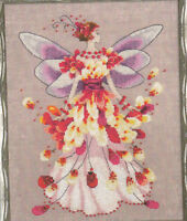 MD Mirabilia Nora Corbett design cross stitch pattern FAIRIE SPRING FLING NC 201