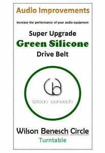Wilson Benesch Circle & Full Circle Super Upgrade Silicone Drive Belt