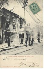 1905 - Typical Canadian Winterscene After a Fire, Montreal (?) Quebec,  (20.409)