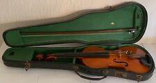 Mittenwalder Geige, J. A. Baader 1884